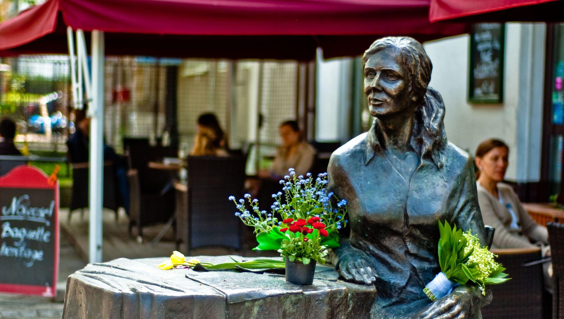 Agnieszka Osiecka - Sputnik Polska, 1920, 04.02.2021