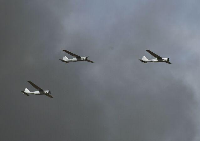 Bezzałogowe statki powietrzne na ćwiczeniach dowódczo-sztabowych Kawkaz-2020 na poligonie Kapustin Jar.