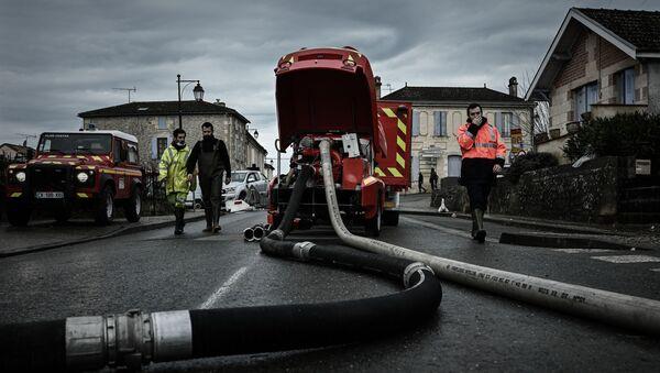 Eksplozja w Bordeaux - Sputnik Polska