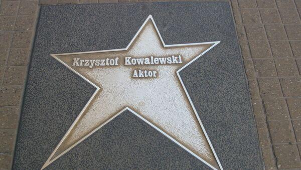 Krzysztof Kowalewski - Sputnik Polska