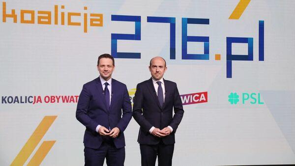Koalicja 276 - Sputnik Polska
