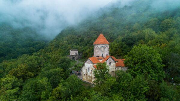 Zdjęcie Vahanavank autorstwa fotografa Vahag851, zwycięzcy wśród uczestników z Armenii w konkursie Wiki Loves Monuments 2020 - Sputnik Polska
