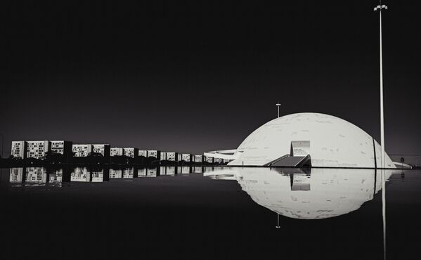 Zdjęcie Museu da República autorstwa brazylijskiego fotografa Fwsbsb, które wygrało konkurs Wiki Loves Monuments 2020 wśród uczestników z Brazylii - Sputnik Polska
