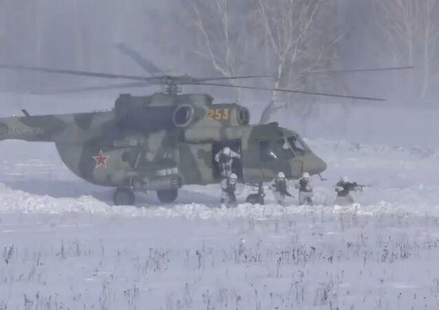 Rosyjska armia z bliska: zwiadowcy, artylerzyści i jednostki walki radioelektronicznej