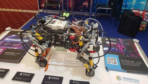 Cyberpies CrossTech Solutions Group - Sputnik Polska