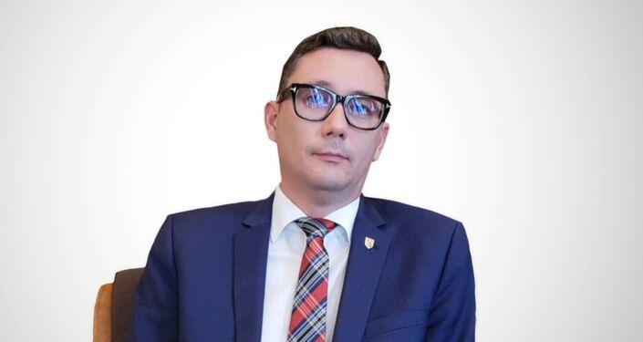 Rzecznik prezydenta Czech Jiří Ovčáček