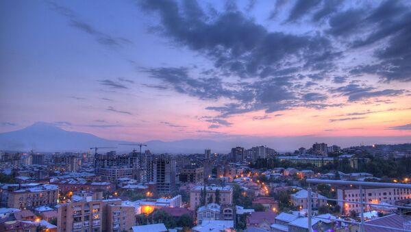Erywań, Armenia - Sputnik Polska