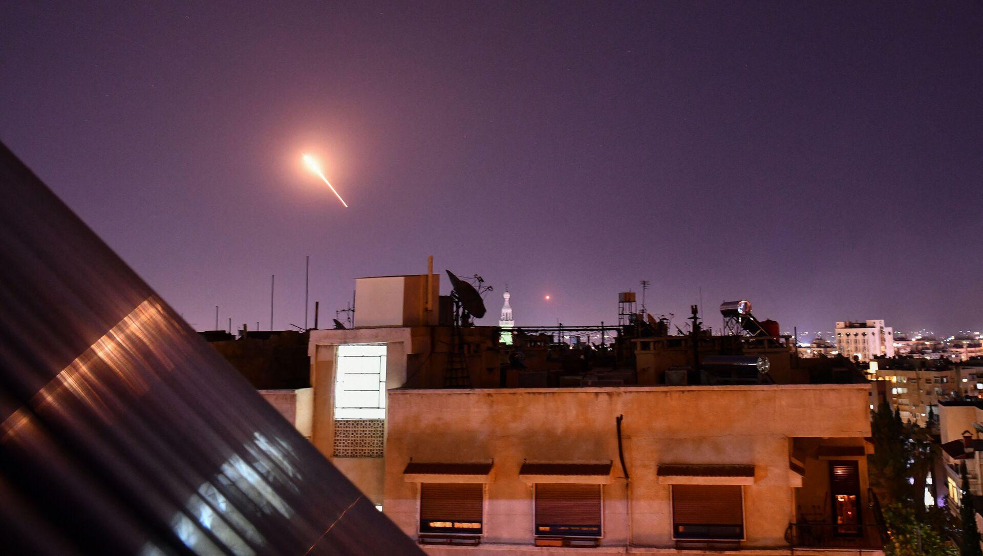 Atak Izraela - Sputnik Polska, 1920, 11.05.2021