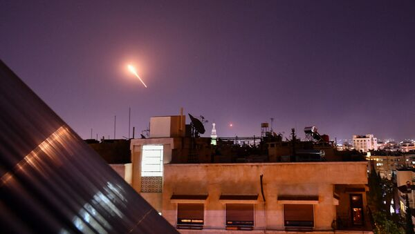 Atak Izraela - Sputnik Polska