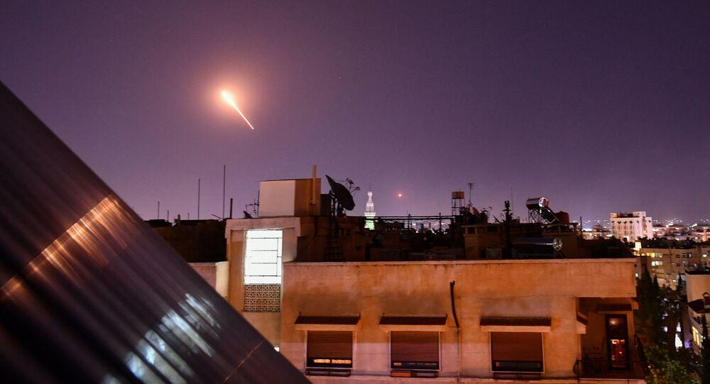 Atak Izraela