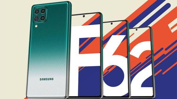 Samsung Galaxy F62 - Sputnik Polska