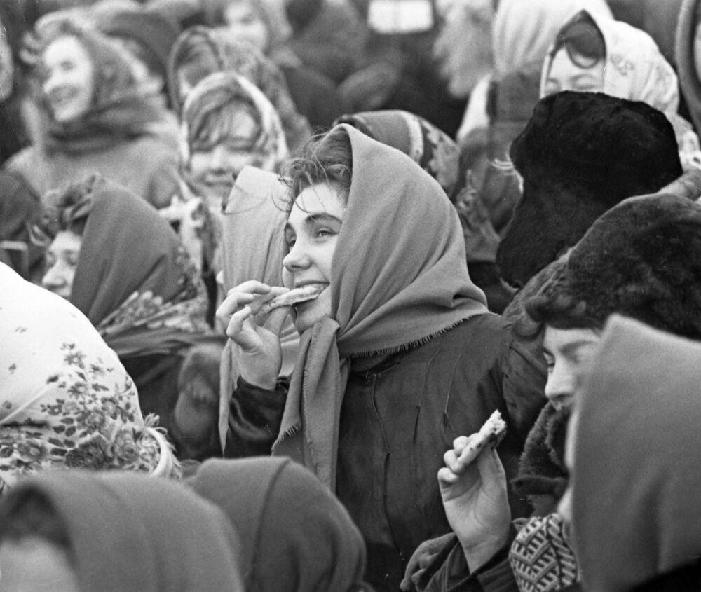 Święto Maslenicy w obwodzie woroneskim