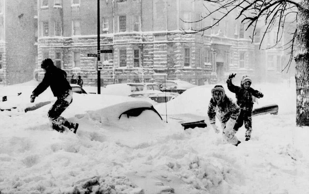 Konsekwencje śnieżycy w Chicago w styczniu 1967 roku