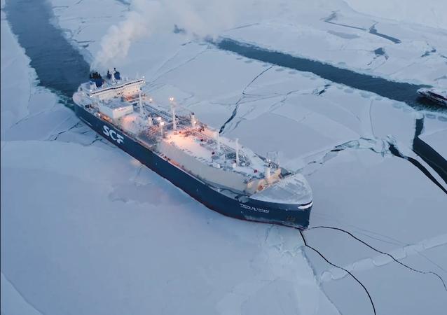 Rosja okiełznała Północną Drogę Morską