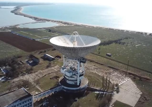 Jeden z największych w pełni sprawnych radioteleskopów na świecie