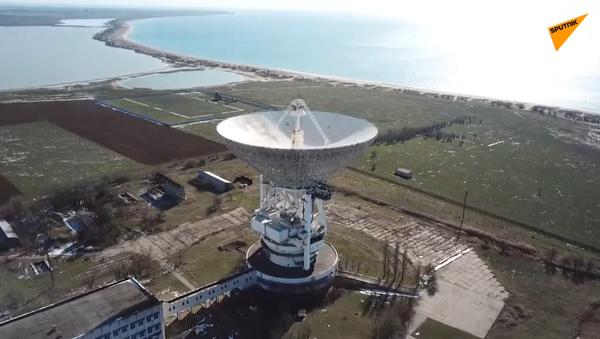 Jeden z największych w pełni sprawnych radioteleskopów na świecie - Sputnik Polska