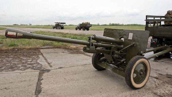 76 mm armata dywizyjna wz.1942 (ZiS-3) - Sputnik Polska