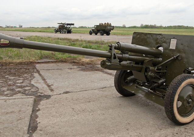 76 mm armata dywizyjna wz.1942 (ZiS-3)