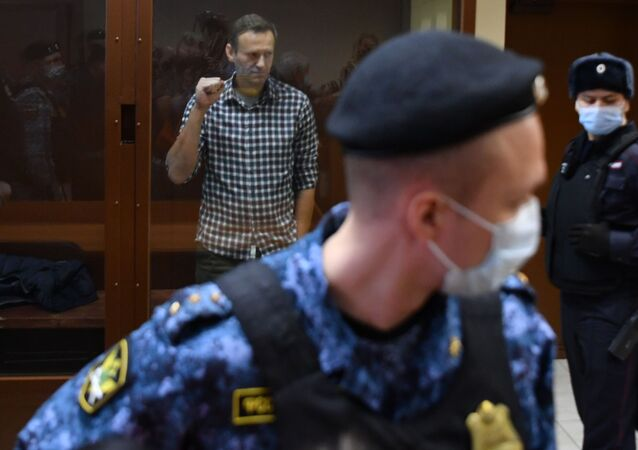 Areszt Nawalnego