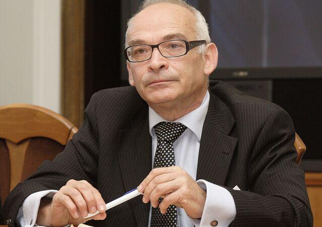 Polski działacz polityczny Jan Lityński