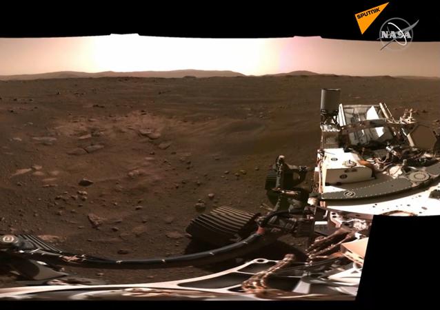 Kadry z Marsa