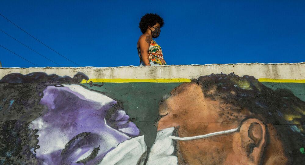 Graffiti w Brazylii