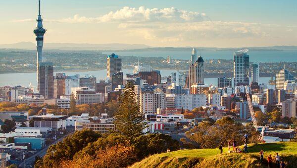 Auckland. - Sputnik Polska