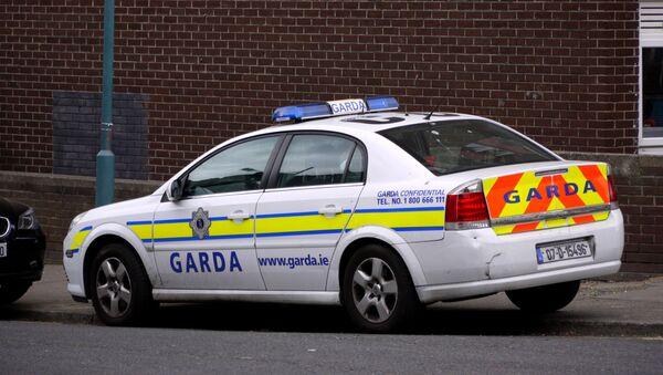Policja, Irlandia - Sputnik Polska