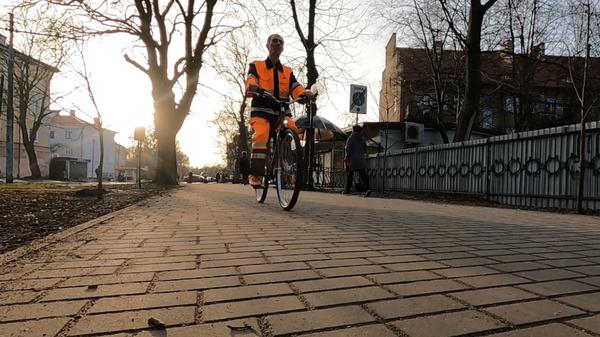 Rower dla dozorcy  - Sputnik Polska