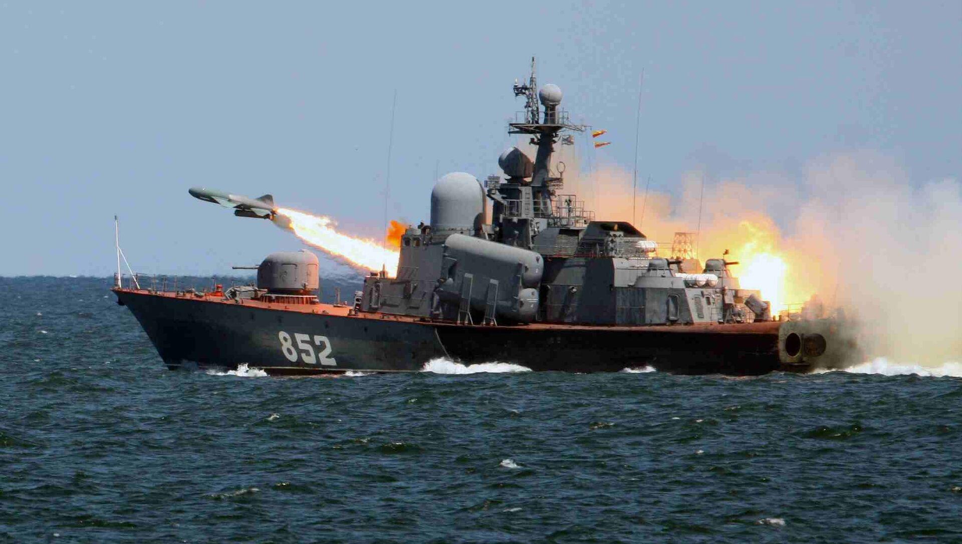 Główna baza morska Floty Bałtyckiej świętuje 65-lecie - Sputnik Polska, 1920, 01.03.2021