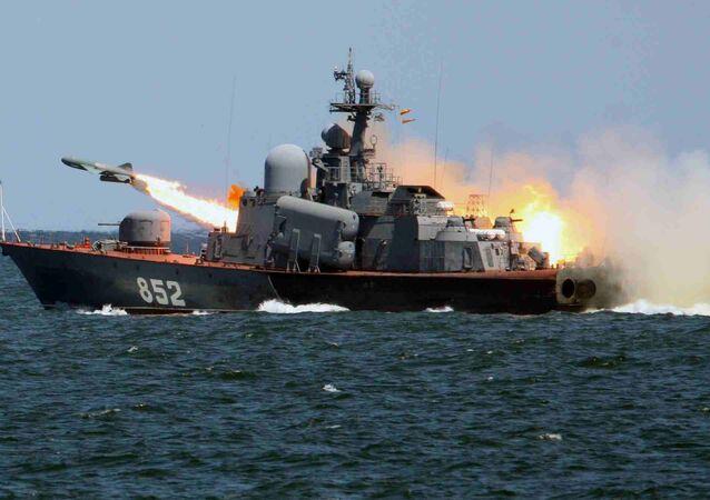 Główna baza morska Floty Bałtyckiej świętuje 65-lecie