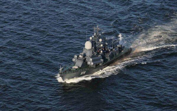 Główna baza morska Floty Bałtyckiej świętuje 65-lecie - Sputnik Polska