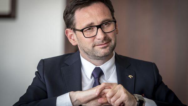 Daniel Obajtek - Sputnik Polska