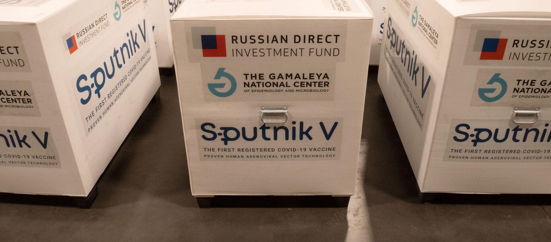"""Sputnik V"" - Sputnik Polska, 1920, 02.03.2021"