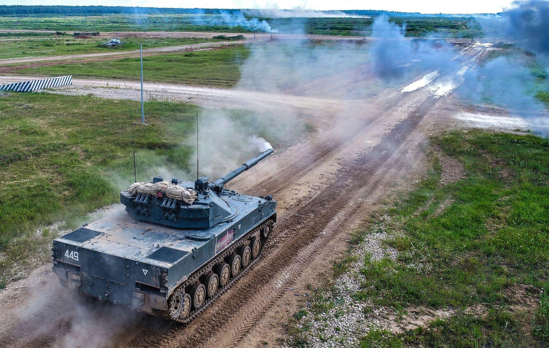 """""""Rosja nigdy wcześniej nie miała czegoś takiego"""": nad jakim czołgiem pracuje przemysł obronny? - Sputnik Polska, 1920, 03.03.2021"""