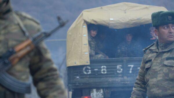 Azerbejdżańska armia wkroczyła do regionu Kəlbəcər - Sputnik Polska
