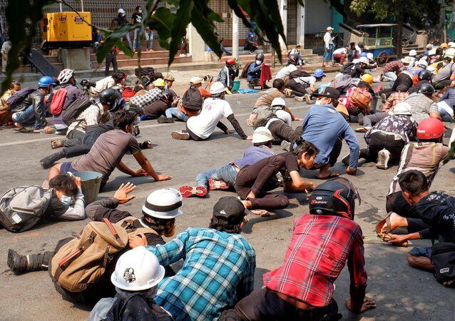 Sytuacja w Mjanme