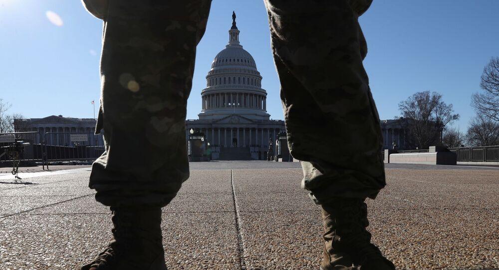 Gmach Kapitolu w Waszyngtonie