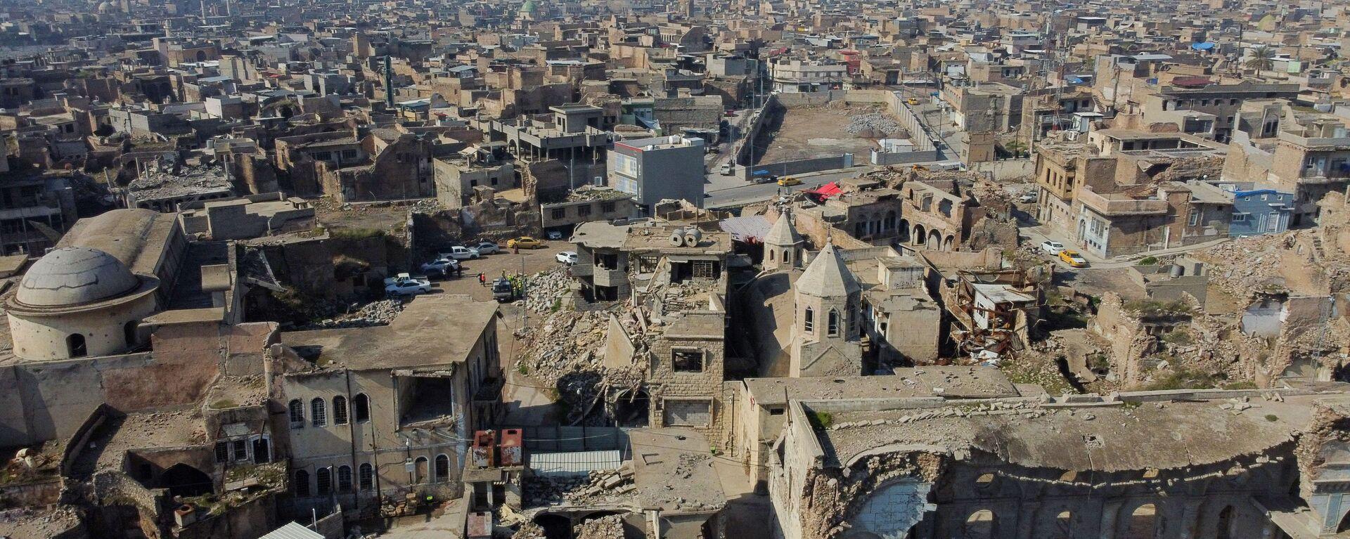 Stare miasto w Mosulu, Irak - Sputnik Polska, 1920, 07.07.2021