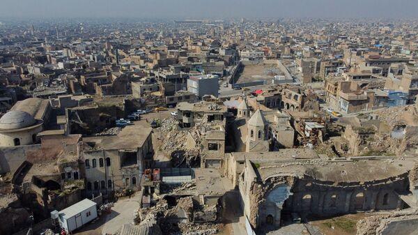 Stare miasto w Mosulu, Irak - Sputnik Polska