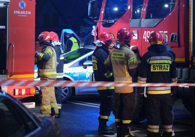Tragiczny wypadek ukraińskiego autokaru na Podkarpaciu