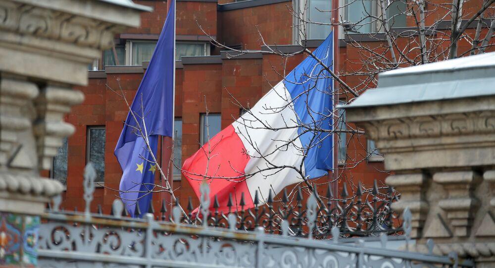 Ambasada Francji w Moskwie