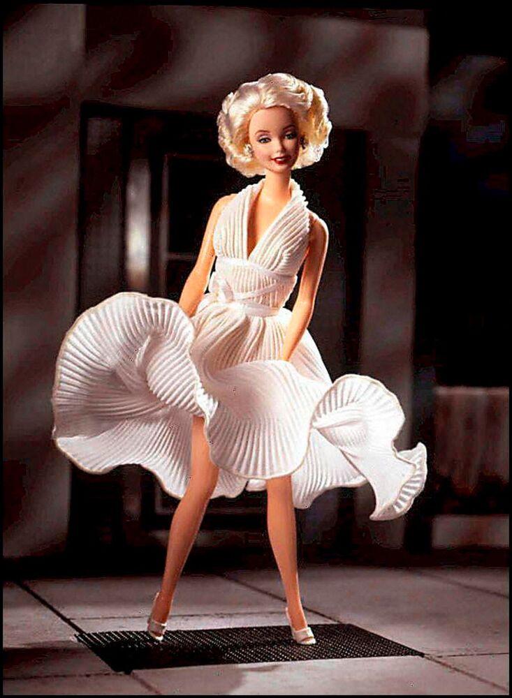 Lalka Barbie Marilyn Monroe