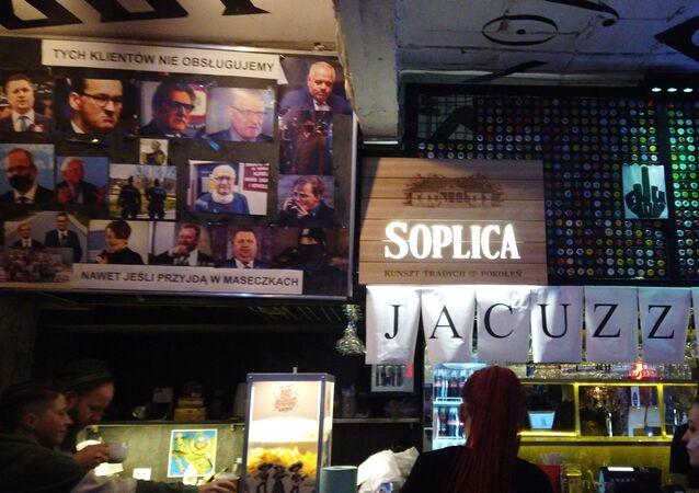 Pub Piw Paw w Warszawie