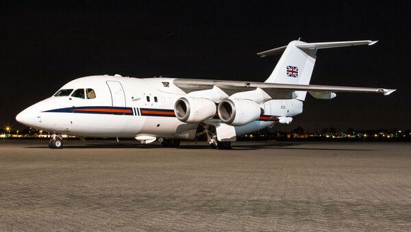 Samolot BAE 146. - Sputnik Polska