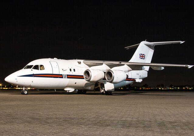 Samolot BAE 146.