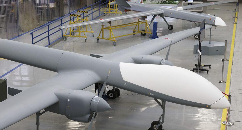 Dron stworzony przez firmę Kronsztad.