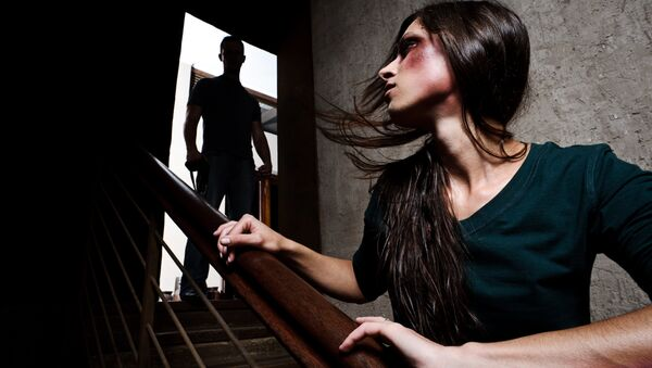 Przemoc wobec kobiet - Sputnik Polska