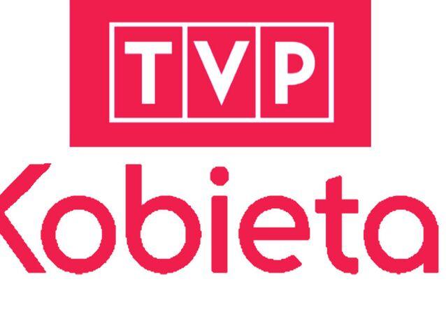 Logo polskiego kanału telewizyjnego TVP Kobieta