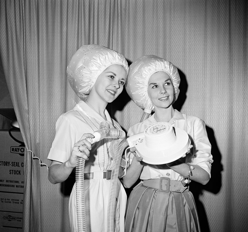 Suszarka do włosów, USA